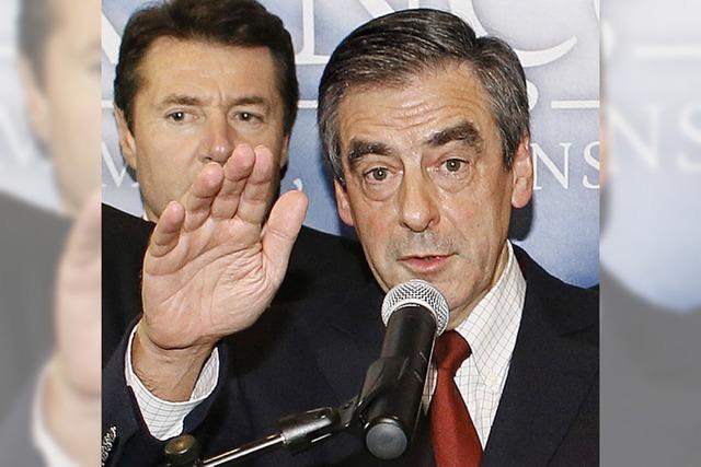 Die Wahl des UMP-Chefs gerät zur Schlammschlacht
