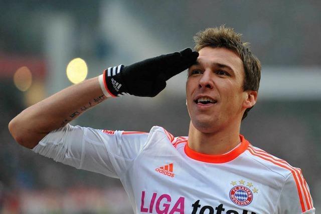 Militär-Salut als Torjubel: Kritik an Bayern-Profis