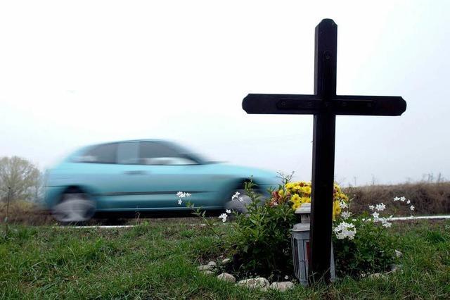 Ein Straßenkreuz und seine Geschichte