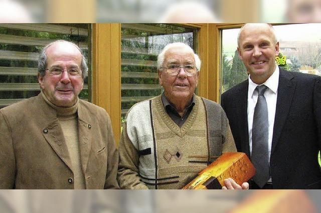 Wassermeister für vier Bürgermeister