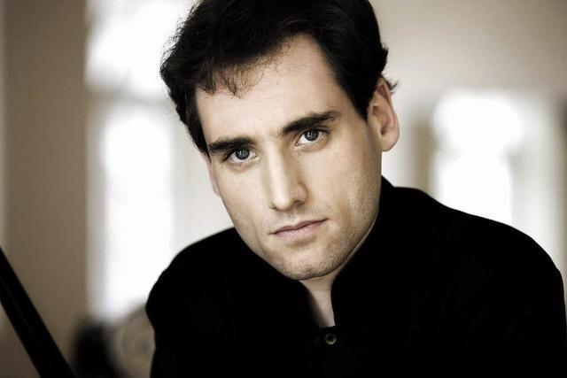 Der russische Pianist Boris Giltburg spielt in Offenburg