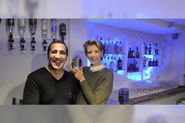 Cocktails und mehr bis nach Mitternacht