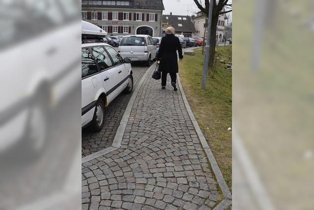 Straßen, Wege und Plätze im Alltagstest