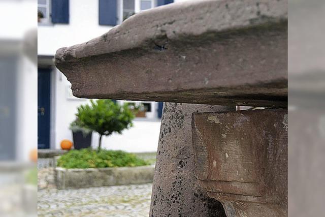 Teure Denkmalpflege
