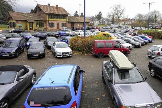 Stadt und Bahn streiten sich wegen des Bahnhofsareals in Littenweiler