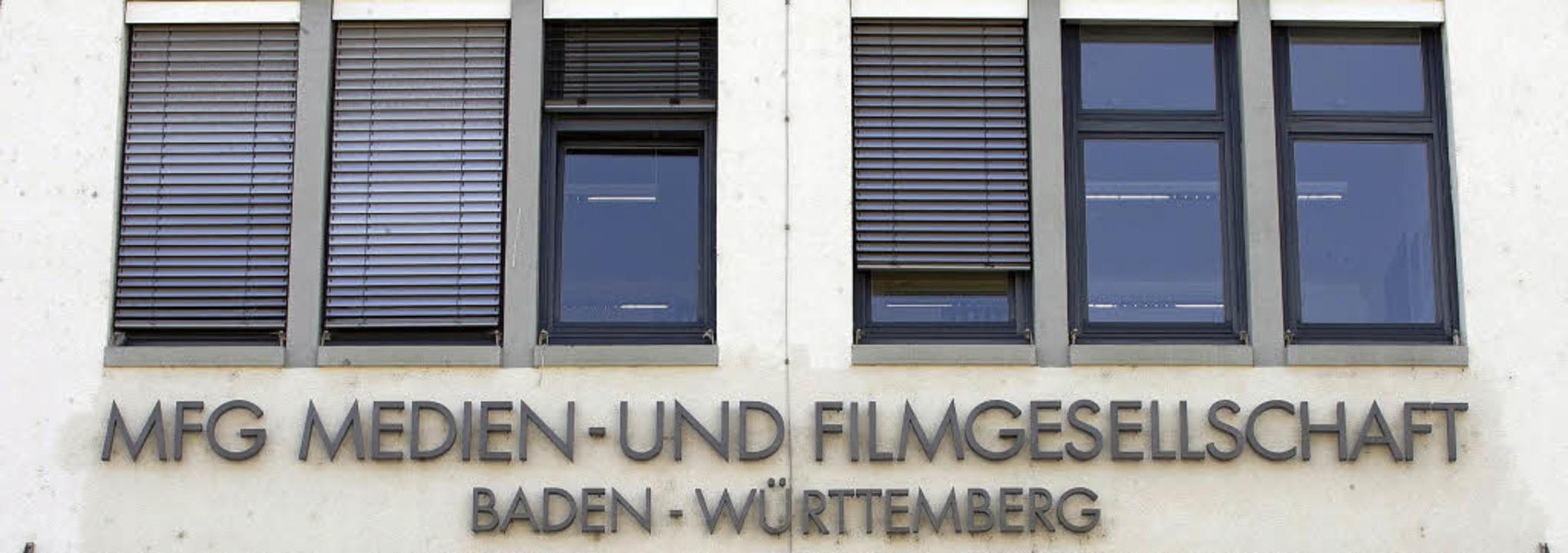 Ihr fehlt eine Viertel Million Euro – die MFG in Stuttgart.     Foto: dpa