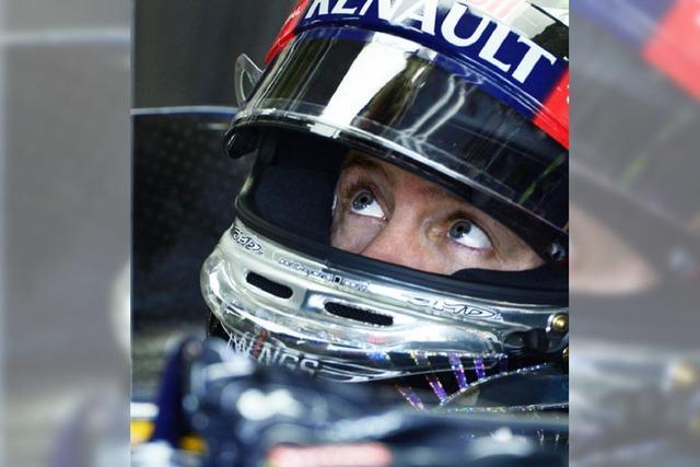 Vettel gewinnt den ersten Schlagabtausch