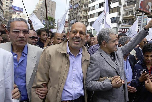Mursi verteidigt Machterweiterung