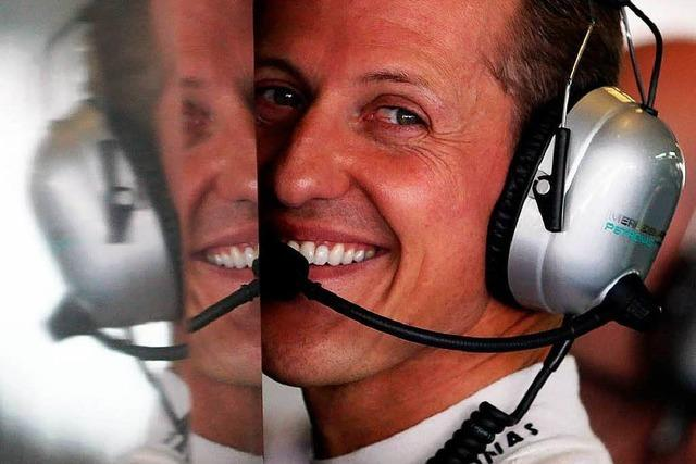 Michael Schumacher startet in sein neues zweites Leben