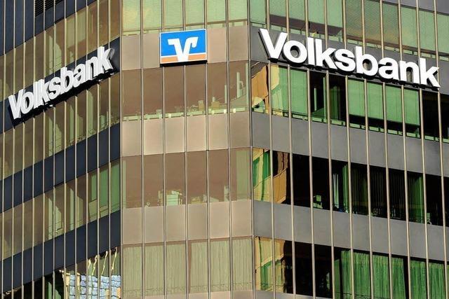 Volksbank: Kritik am Dispozins ist Populismus