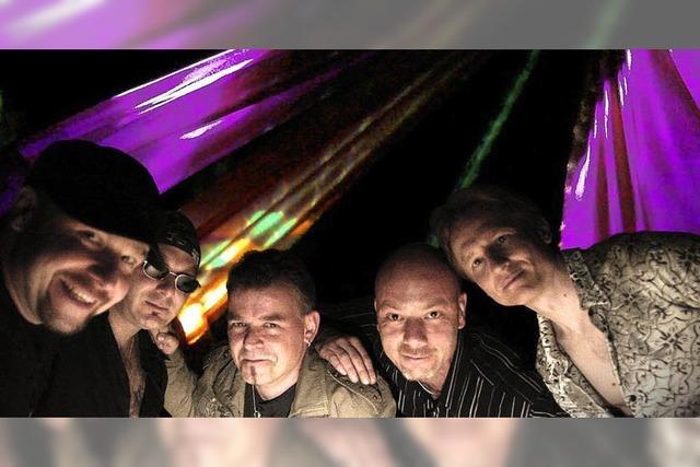 Öflinger Rocknacht mit drei Bands