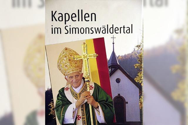 Buch über die Kapellen gibt's jetzt wieder