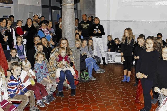 Bräunlingen feiert sein Schulhaus