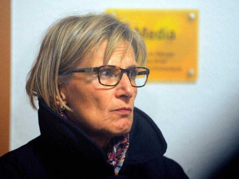 Dorothea Störr-Ritter  | Foto: dpa