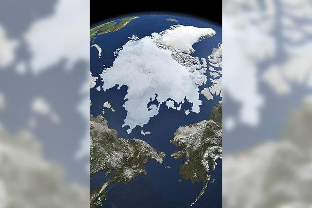 China handelt in der Arktis diplomatisch