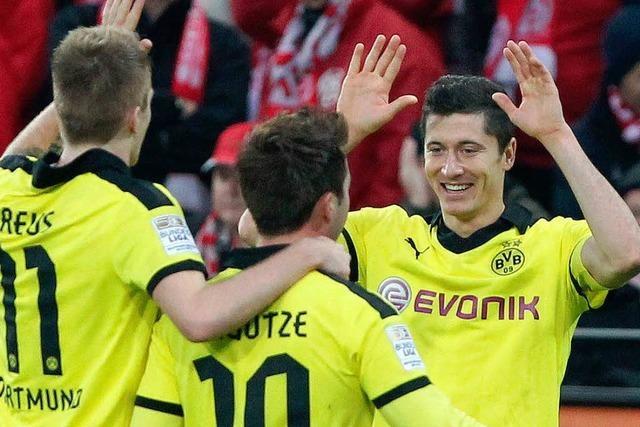 Dortmund ist zurück – und heiß auf Bayern München