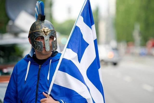 Aufatmen in Griechenland - Milliardenhilfen fließen