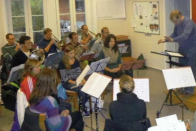 Jahreskonzert des Musikvereins Schollach