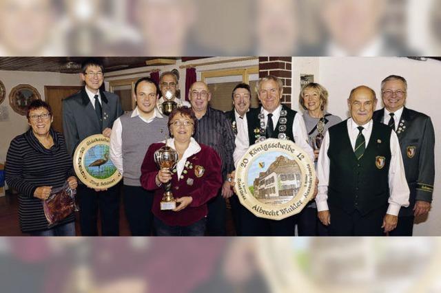 Albrecht Winkler stellt neuen Rekord auf