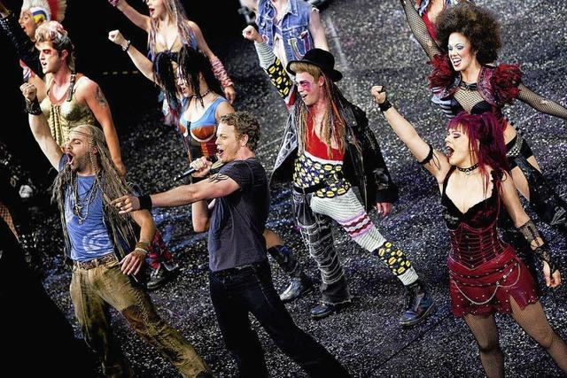 Queen-Musical in Basel: Extravaganter Rock-Sound