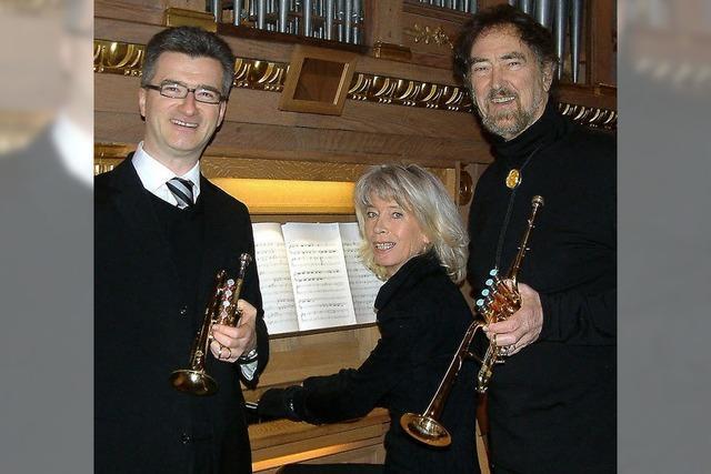 Werke von Bach in der Kirche Rötteln