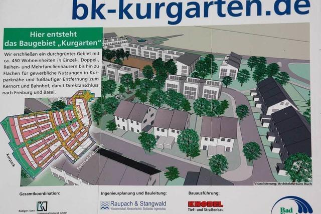 Bad Krozingen setzt auf weiteres Wachstum