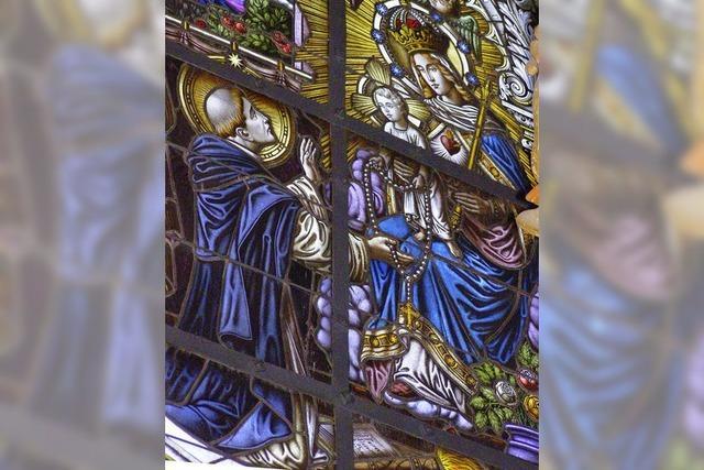 Viele Spenden für die Kirchenfenster