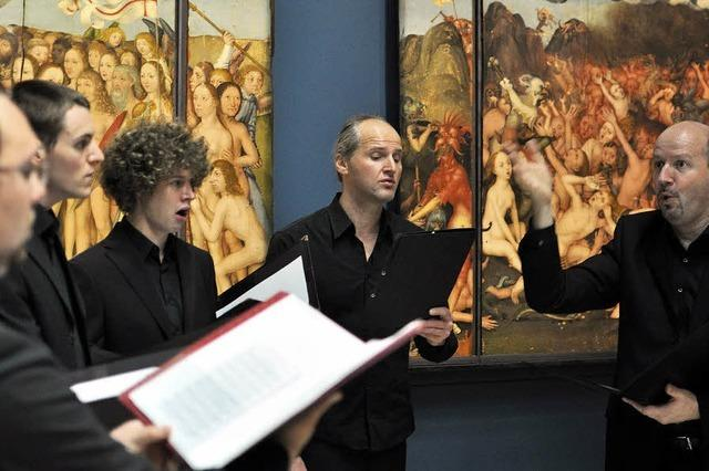 Gregorianische Gesänge im Augustinermuseum