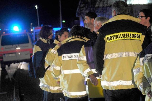 Interview: Wie arbeiten Notfallseelsorger?