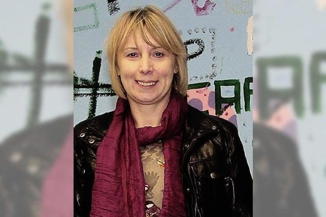 Heike Dolenga ist neue Juze-Leiterin