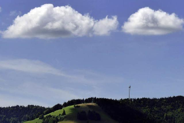 Windkraftwerke nehmen nächste Hürde