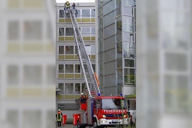 Albtraum für Brandbekämpfer
