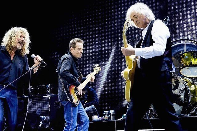 Led Zeppelin: Ein richtig gutes Ende