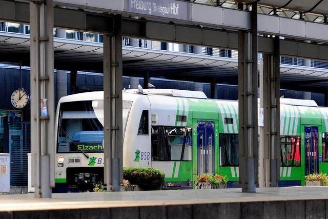 Kostensteigerung gefährdet Ausbau der Breisgau-S-Bahn