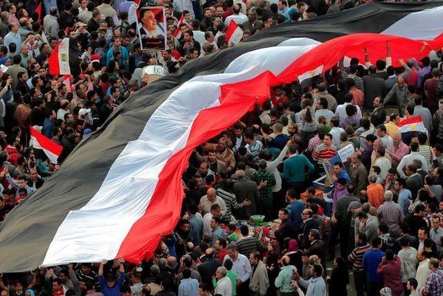 Ägyptens Opposition erhöht Druck auf Mursi