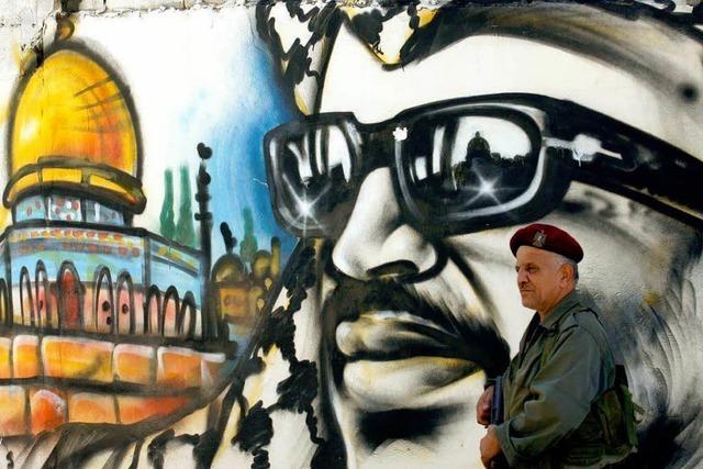 Wie starb Yassir Arafat?