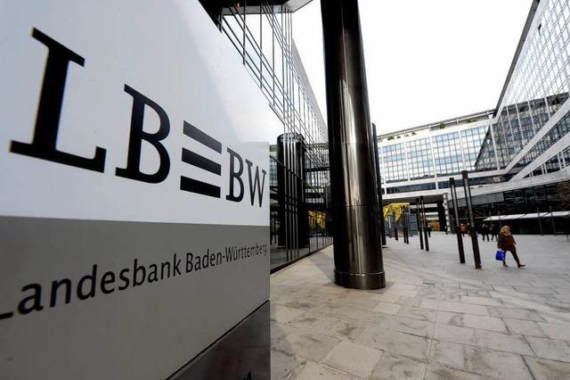 Staatsanwaltschaft klagt LBBW-Vorstände an