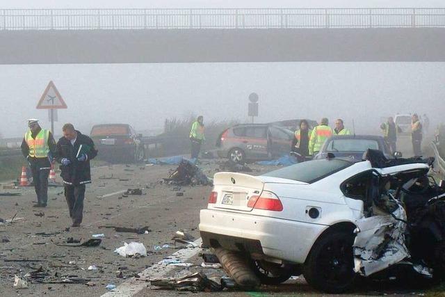 Geisterfahrer-Unfall: Ermittlungen gegen weitere Beteiligte?