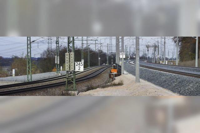 Bahn: Tunnel bringt Verbesserungen