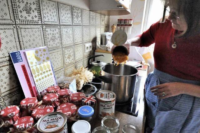 Bitterorangenmarmelade - ein Renner auf dem Weihnachtsmarkt