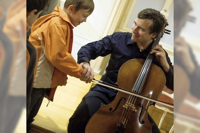 Nicht nur Sprache, auch die Musik kann Geschichten erzählen