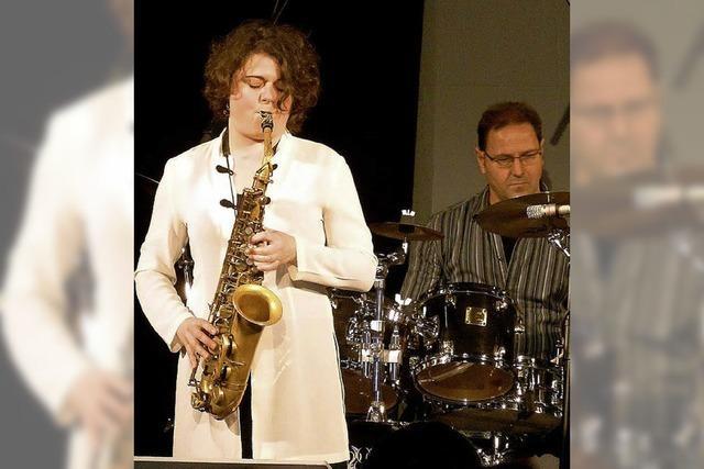 Den Jazz auch nach 30 Jahren noch im Blut
