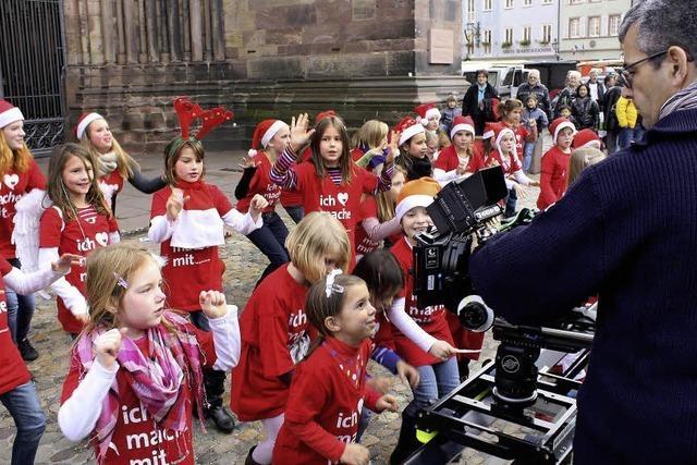Alle wollen Bötzinger Musical-Kids