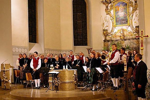 Brillantes Konzert in Klang und Ton