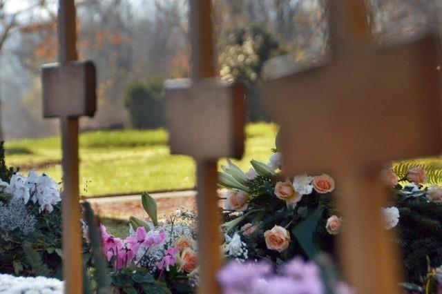 Neue Form der Grabpflege