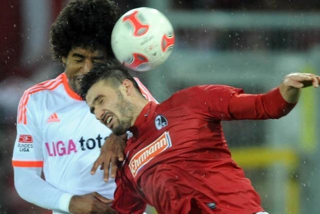 Liveticker: SC Freiburg gegen FC Bayern München 0:2