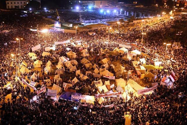 Ägypten: Entscheid über Verfassung vorgezogen