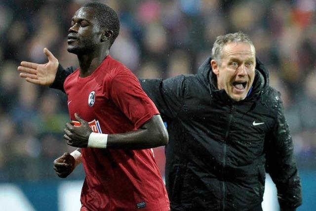 Der SC Freiburg hadert mit dem Schiedsrichter