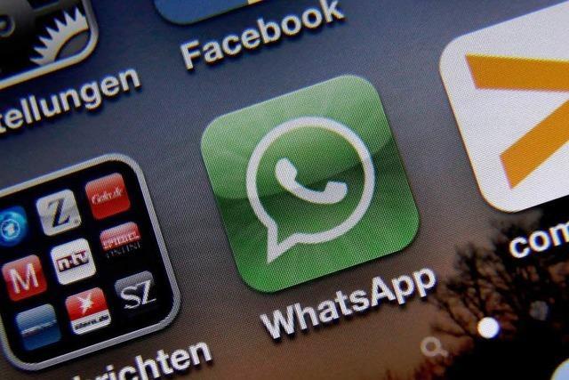 Nächste Lücke in WhatsApp