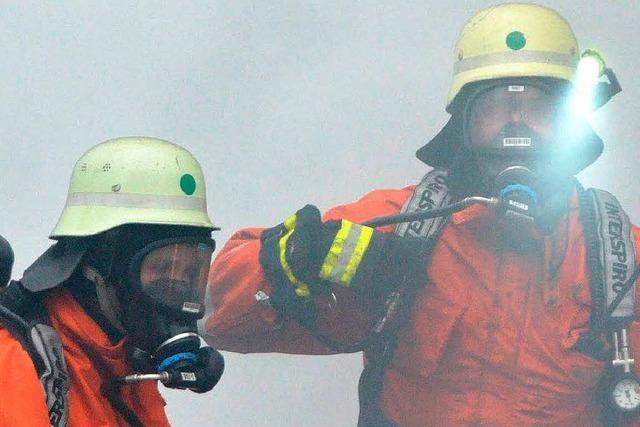 Kellerbrand: Rauch und Qualm, aber keine Verletzten